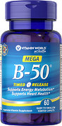 B-50® (Vitamin B Complex) Time Release 50mg