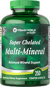 Super Chelated Multi Minerals