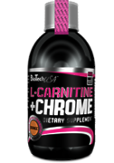 L-Carnitine + Chrome Concentrate