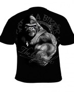 Футболка GB47 Gorilla Biker All For One