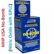 No-Bomb (Nitric Oxide Clinikal Dosed)