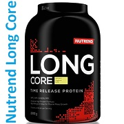 Long Core Time Release Protein
