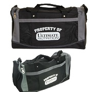 Gym Bag Sport Property of Ultimate Nutrition