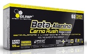 Beta-Alanine CARNO RUSH Mega caps
