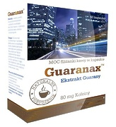 Guaranax  /80mg of caffeine/