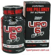 LIPO-6 Black Ultra Concentrate
