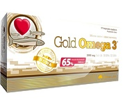 Gold Omega-3 65 % epa & dha – blister packaging