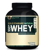 100% Natural Whey Gold Standard
