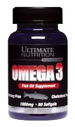 Omega 3 18:12 softgels 1000mg